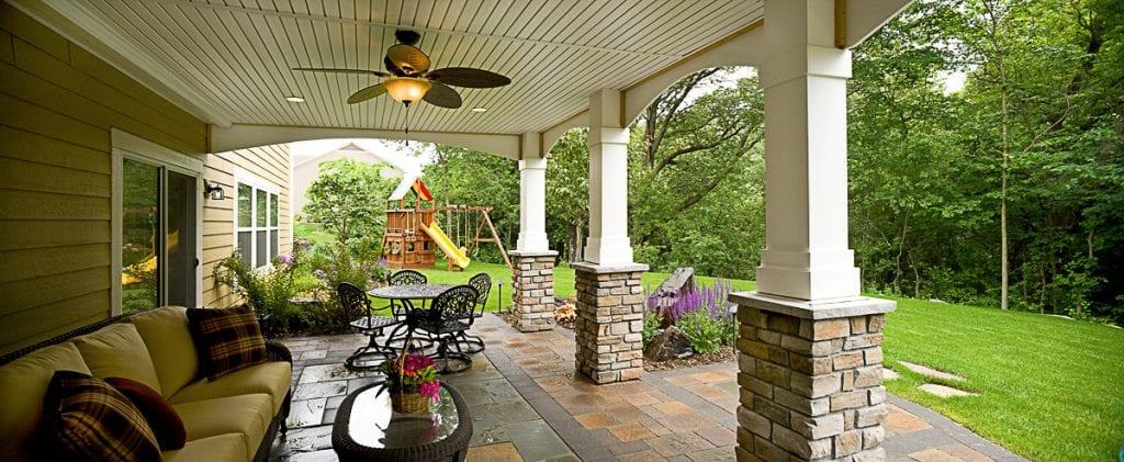 under deck room outdoor living