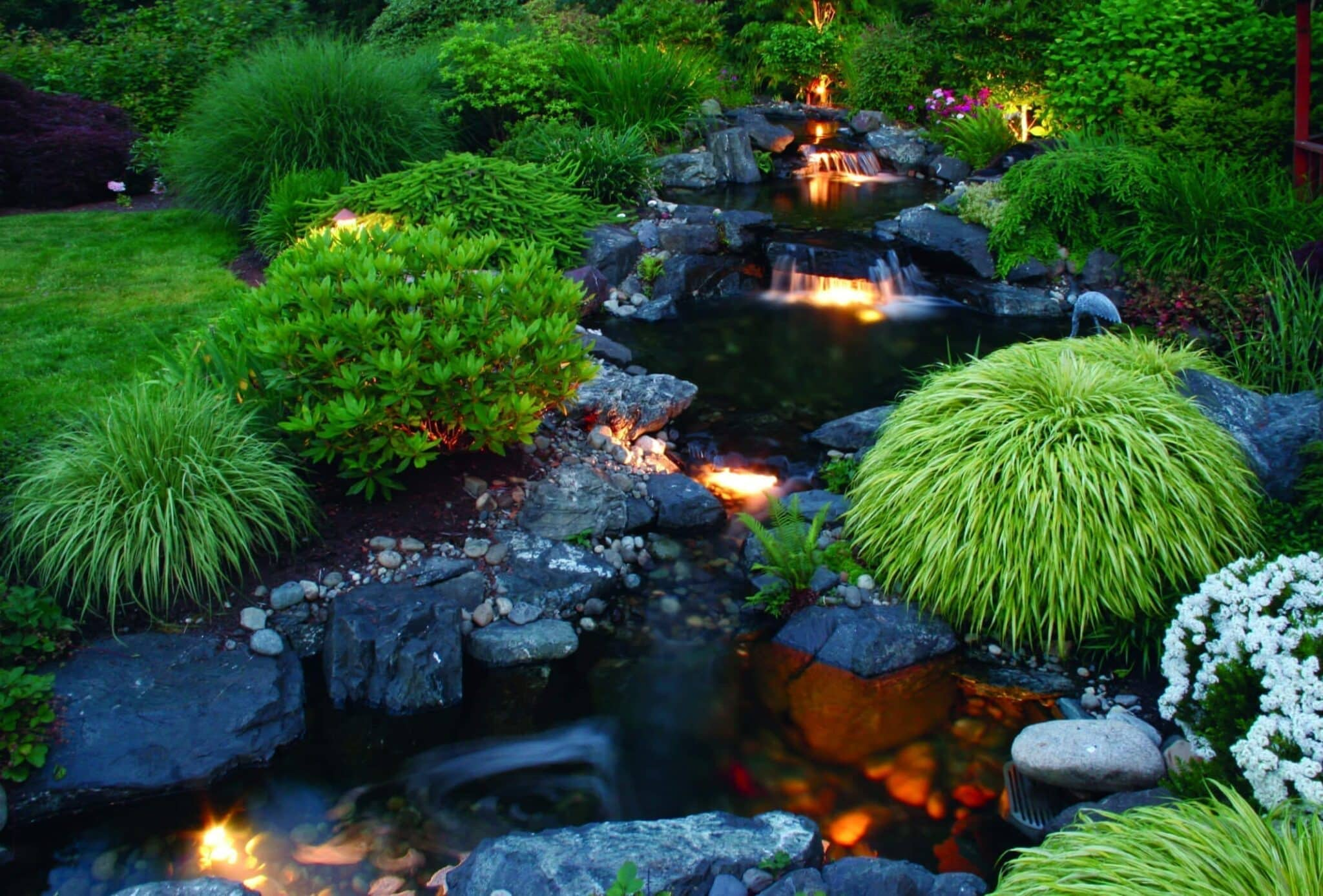 five ways to turn your backyard into a tranquil retreat