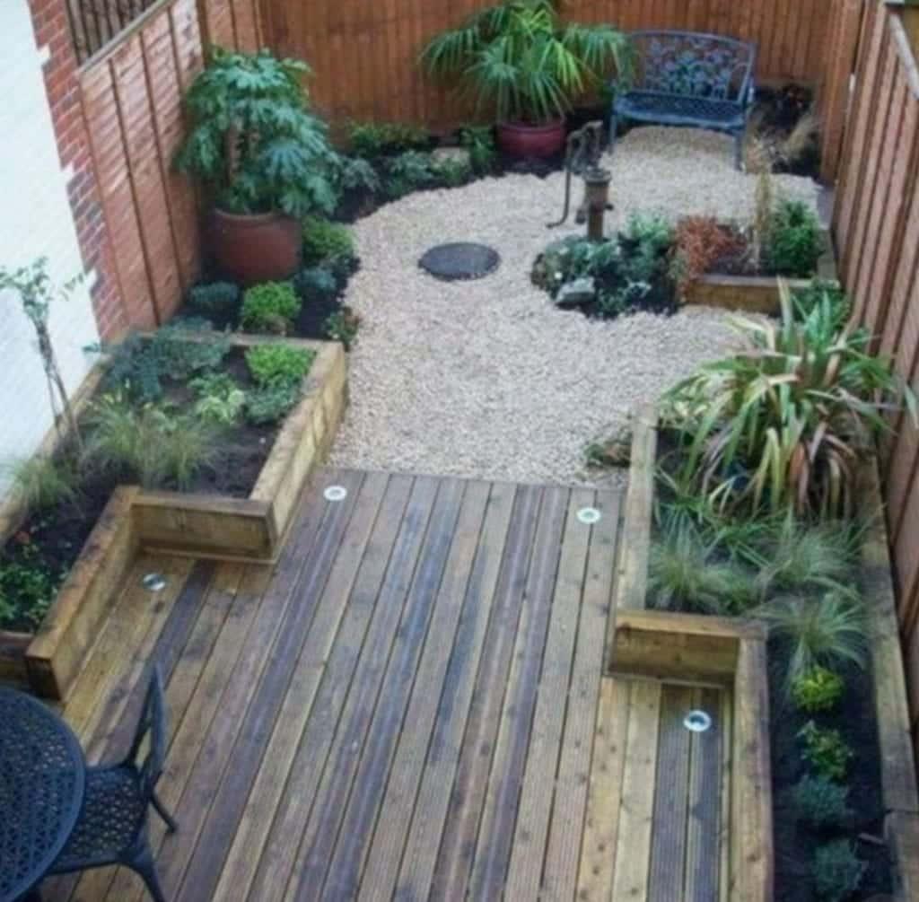Small Yard Ideas