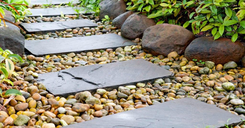 flat slab walkway