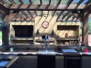 luxury outdoor kitchens minneapolis