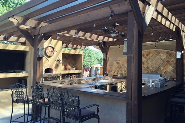 outdoor kitchens minneapolis