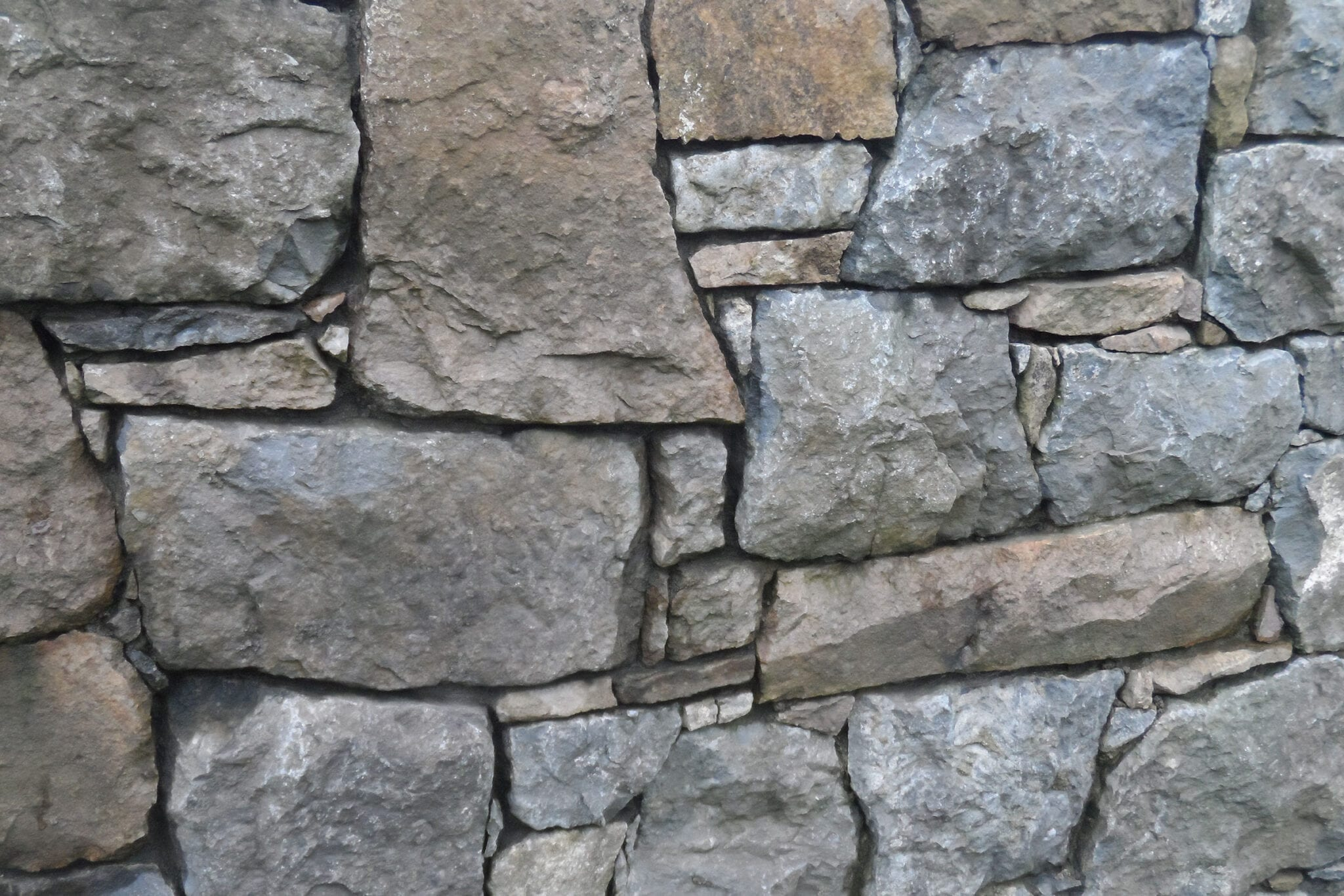 Right Stone For Building Walls