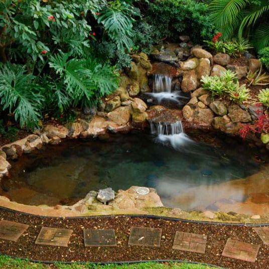 Create A Waterfall Cascade