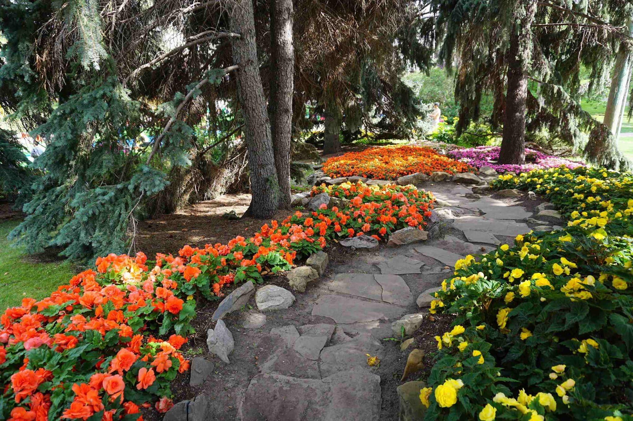 Rock Garden Ideas for Year Round Landscapes