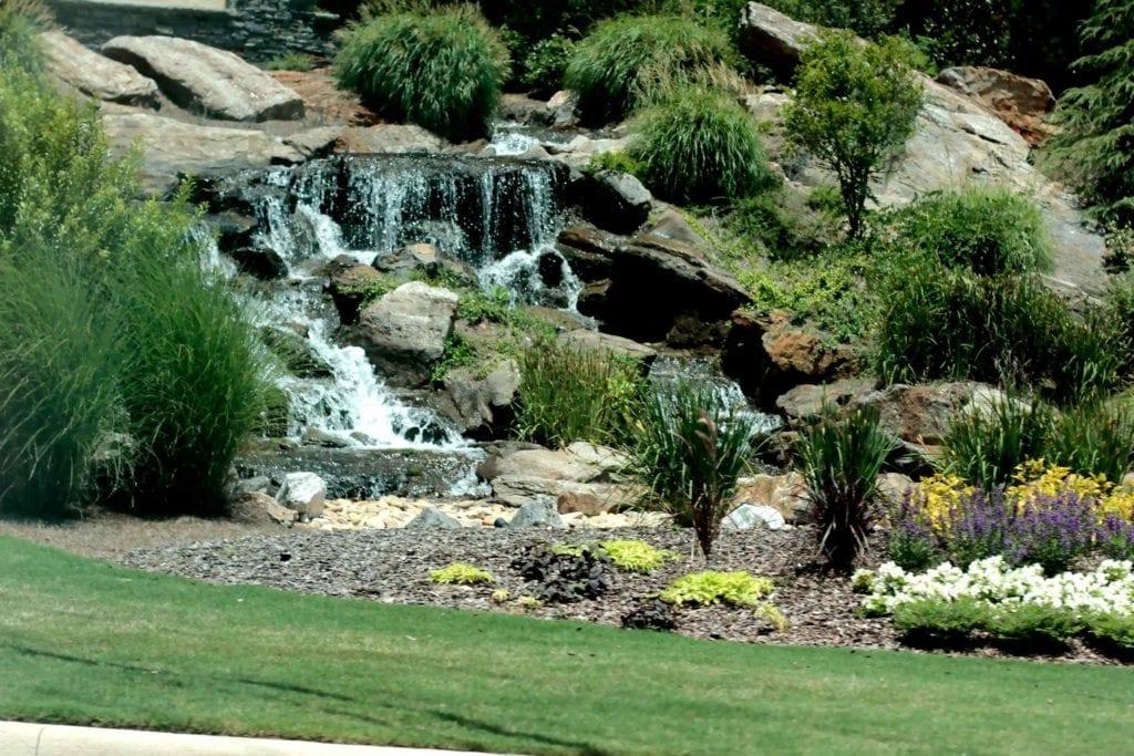 Rock Garden Water Features