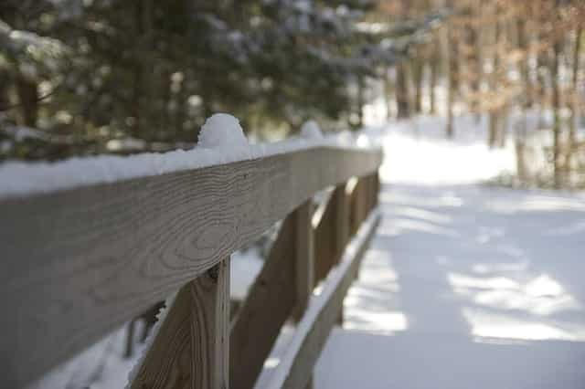 How To Prepare Your Wood Deck For Winter